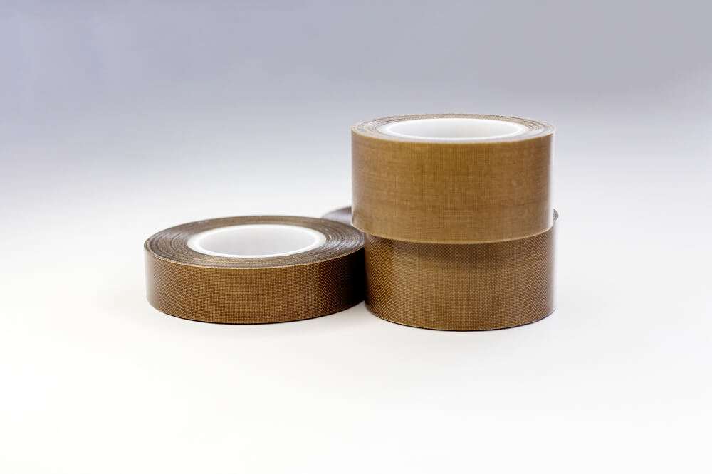 high temperature PTFE coated fiberglass tape